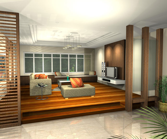 Palmetto Project 3 Storey 6 Bedroom House